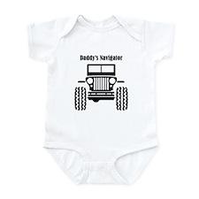 Daddy's Navigator Body Suit