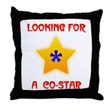 CO-STAR Throw Pillow