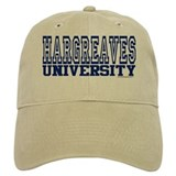 HARGREAVES University Baseball Cap