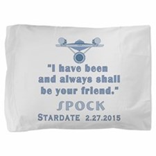 Spock Pillow Sham