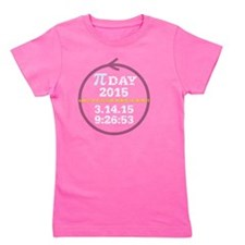 Pi Day! Girl's Tee