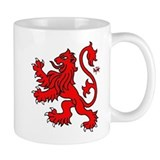 Scottish Lion Mug