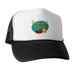 Unrepentant Carnivore v2 Trucker Hat