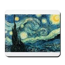 Art Gallery Mousepad