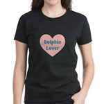 Dolphin Lover Women's Dark T-Shirt