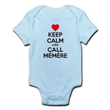 Keep Calm Call Memere Body Suit