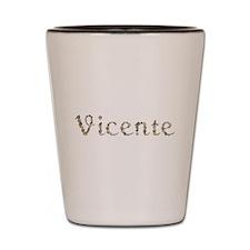 Vicente Seashells Shot Glass
