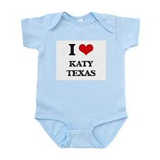 I love Katy Texas Body Suit