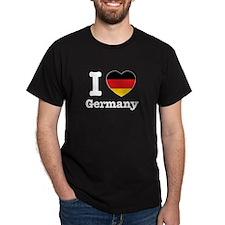 I love Germany T-Shirt