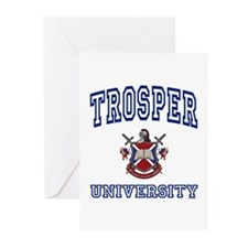 TROSPER University Greeting Cards (Pk of 10)
