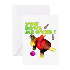 You Bowl Me Over ! Greeting Cards (Pk of 10)
