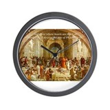 Free Art Gallery Wall Clock