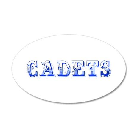 Cadets-Max blue 400 Wall Decal
