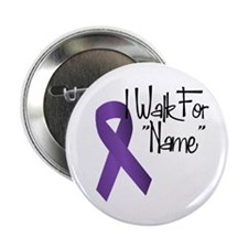 "I Walk For 2.25"" Button (100 pack)"