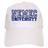 NEMEC University Baseball Cap