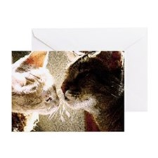Best Cat Friends Greeting Cards (Pk of 10)