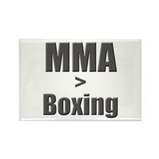 MMA > Boxing Rectangle Magnet (10 pack)