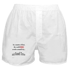 Jack Russell World Boxer Shorts