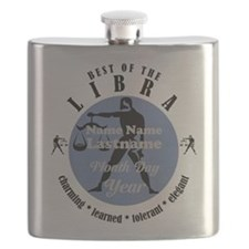 Custom Text Libra Horoscope Zodiac Sign Flask