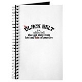The Black Belt Is Journal