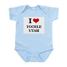 I love Tooele Utah Body Suit