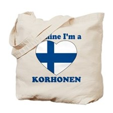 Korhonen, Valentine's Day Tote Bag