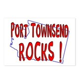 Port Townsend Rocks ! Postcards (Package of 8)