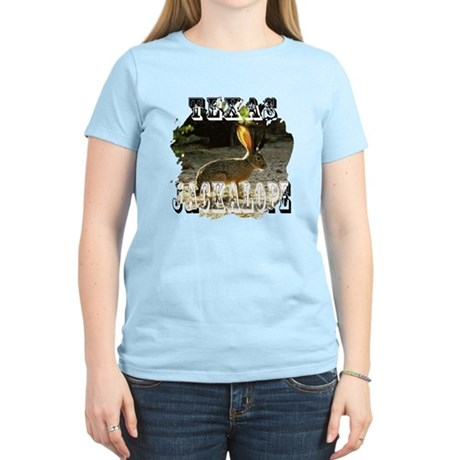 Texas Jackalope Women's Light T-Shirt