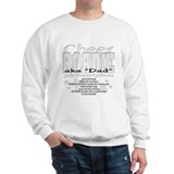 Cheer Roadie Dad Sweatshirt