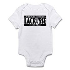 Lacrosse Punish Infant Bodysuit