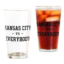 Kansas City vs Everybody Drinking Glass
