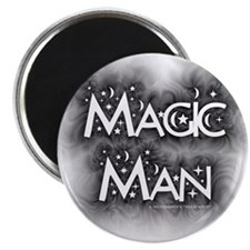 Magic Man Magnet