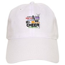 Cheer Words 2 Baseball Cap