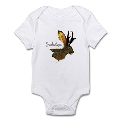 Jackalope Infant Bodysuit