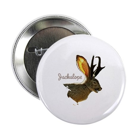 Jackalope Button