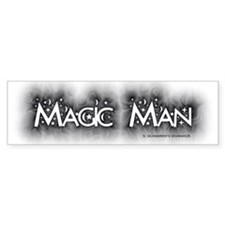 Magic Man(Pagan/Wiccan Bumper Sticker)