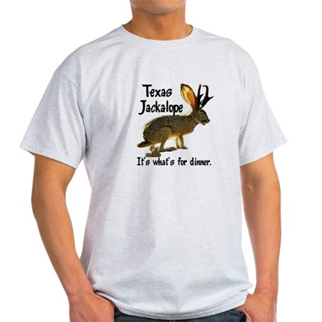 Texas Jackalope Light T-Shirt