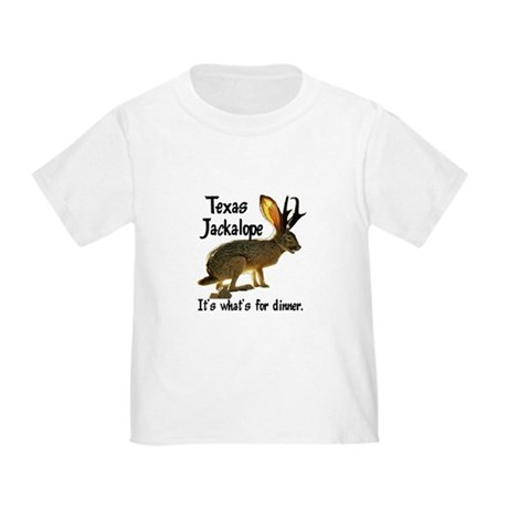 Texas Jackalope Toddler T-Shirt