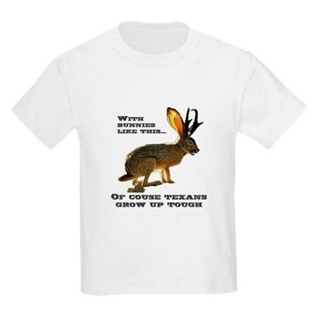 Texas Jackalope Kids Light T-Shirt