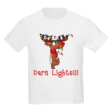 Darn Lights!!! Kids Light T-Shirt