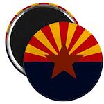 Arizona Flag Magnet
