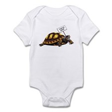 TURTLE DOVE Infant Bodysuit