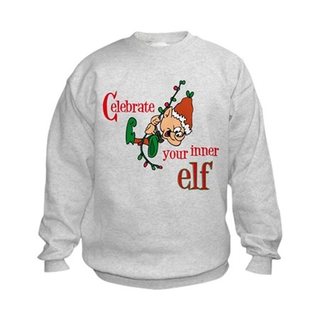 Inner Elf Kids Sweatshirt