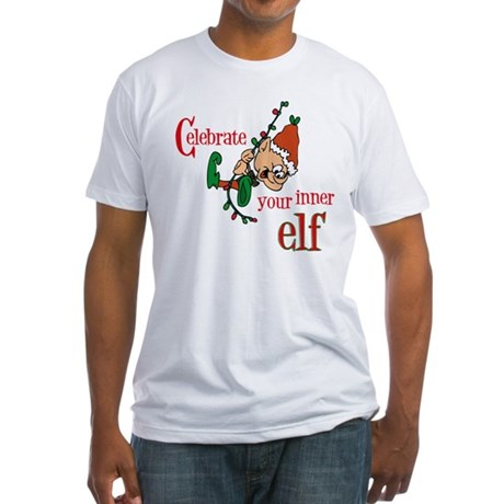 Inner Elf Fitted T-Shirt