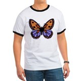 Butterfly Three T