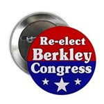 Re-elect Berkley to Congress Button
