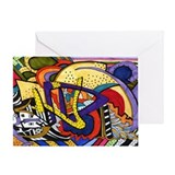 Cool Linda bachrach Greeting Card