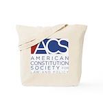 Post-10 Year Logo (Square) Tote Bag
