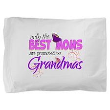 BEST MOMS.png Pillow Sham