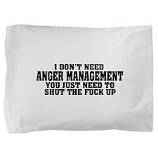 ANGERQ2.png Pillow Sham